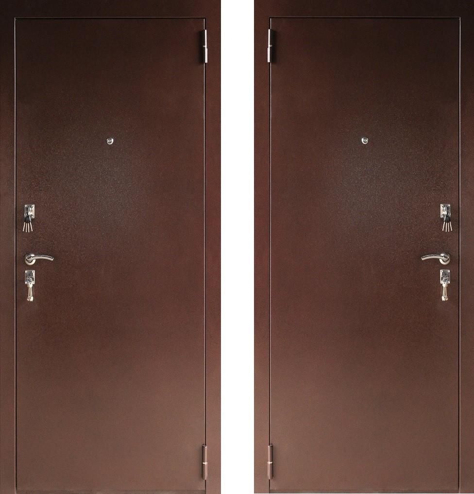 дверь входная металл металл